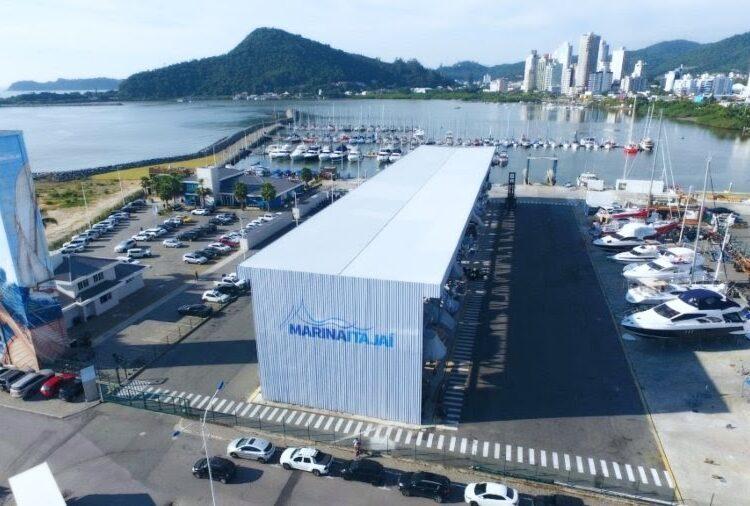 marinas mais luxuosas e requisitadas do Brasil!